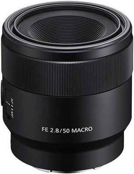 Sony FE 50mm F2.8 Macro - SEL50M28.SYX