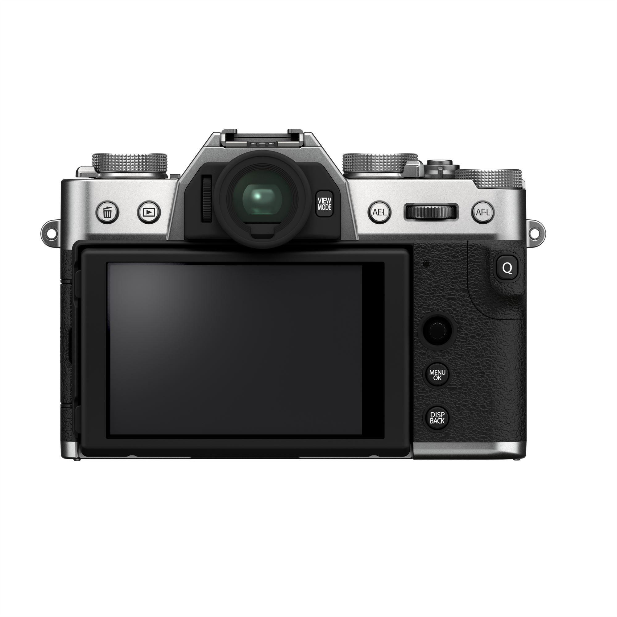 Fujifilm X-T30 II Body Only - Silver