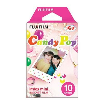 INSTAX MINI CANDYPOP FILM PK OF 10EXP