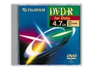 Fuji DVD+R JEWEL CASE X 5 4.7GB 8X