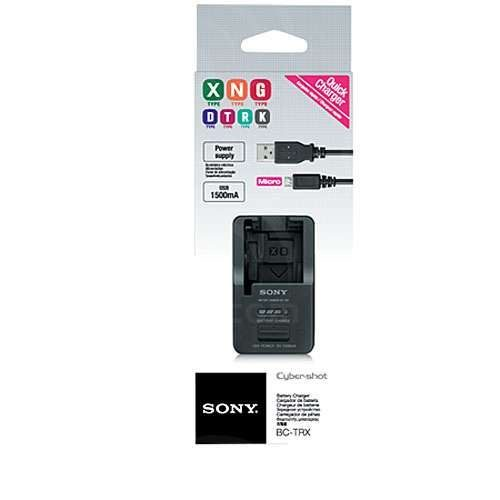 Sony BCTRX.CEK Charger
