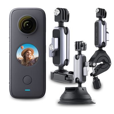 Insta360 ONE X2 Complete Mounting Kit