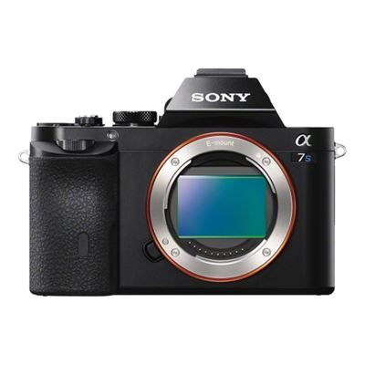 Sony Alpha 7S Body Only front