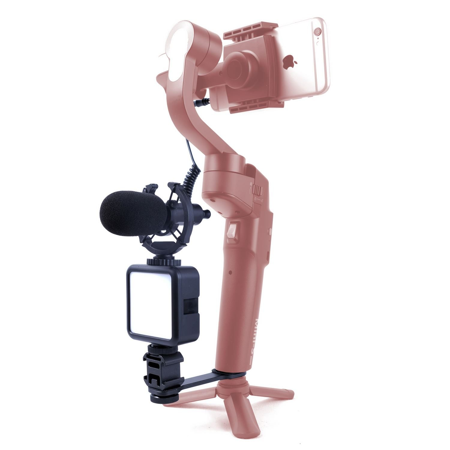INOV8 Gimbal Vlogging Kit