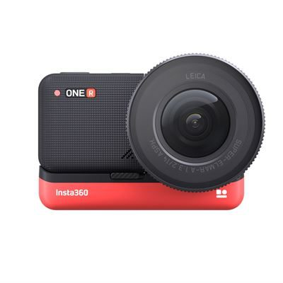 Insta360 ONE R 1-Inch Edition- Frontview