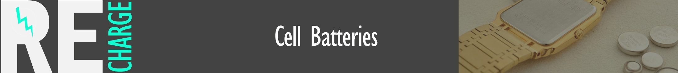 Cell batteries