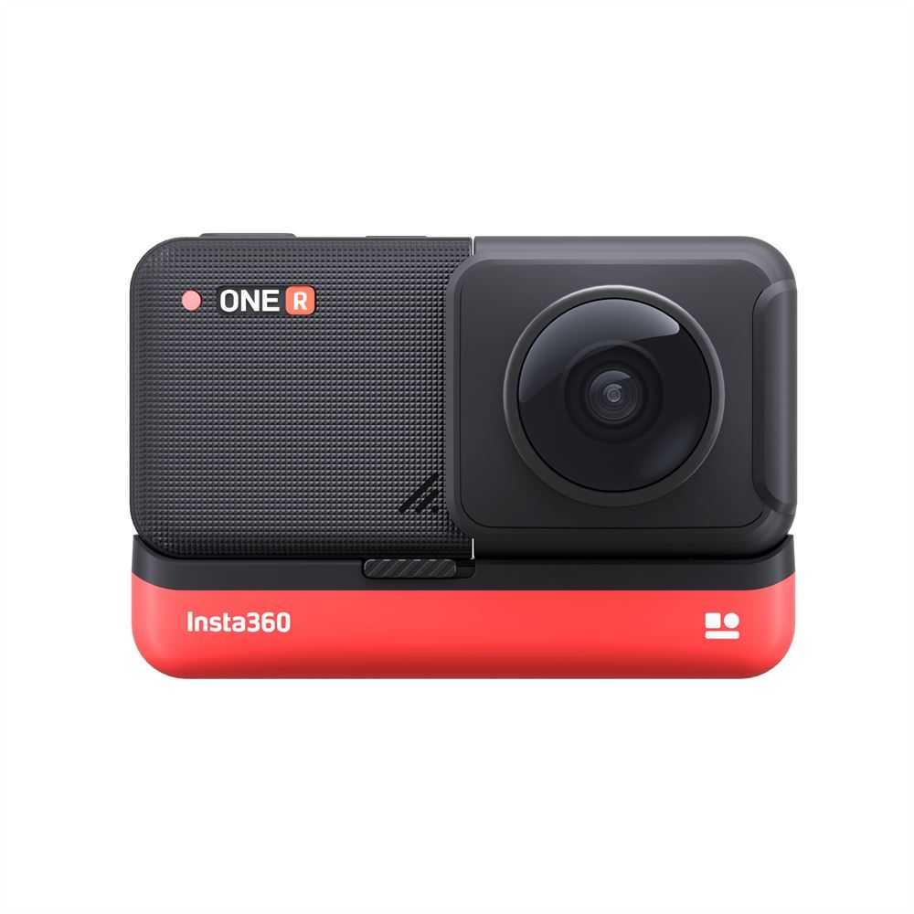 One R Dual-Lens 360 Build - frontview