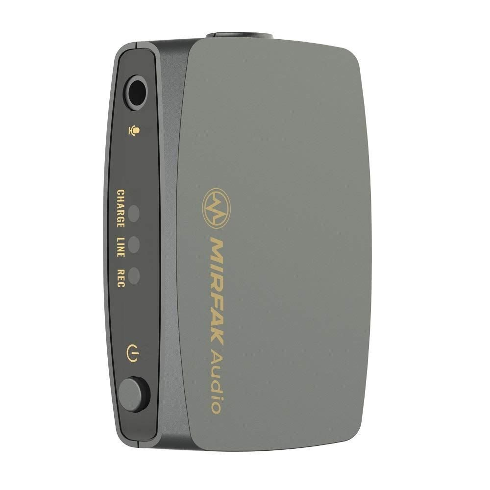 Mirfak WE10 Wireless Microphone System