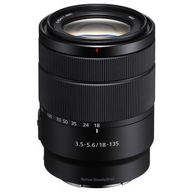 Sony E 18-135mm F3.5-5.6 OSS - SEL18135.SYX
