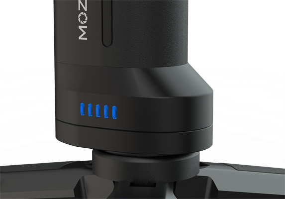 Moza Air 2S With iFocus M