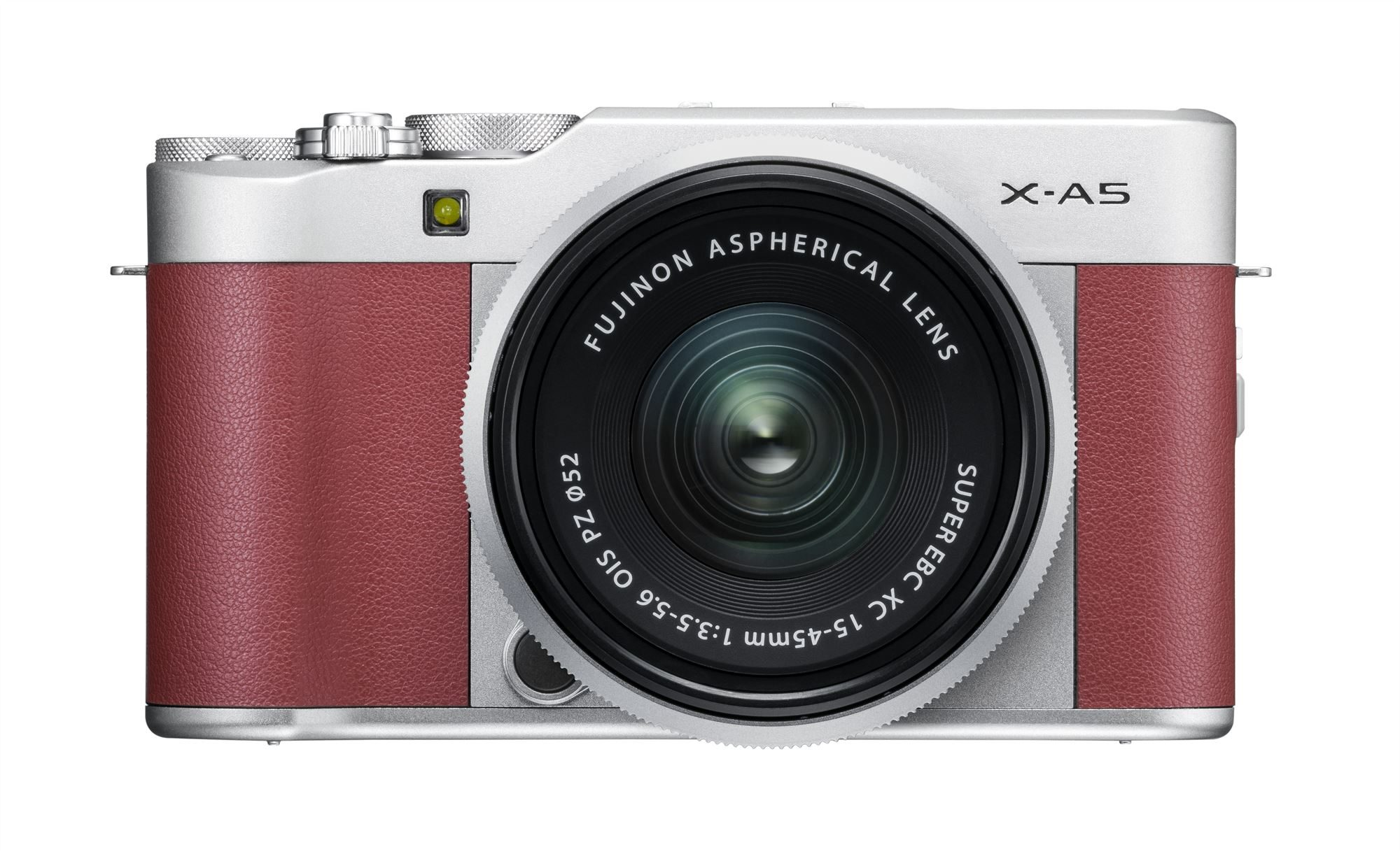 X-A5_Pink_Front XC15-45mm