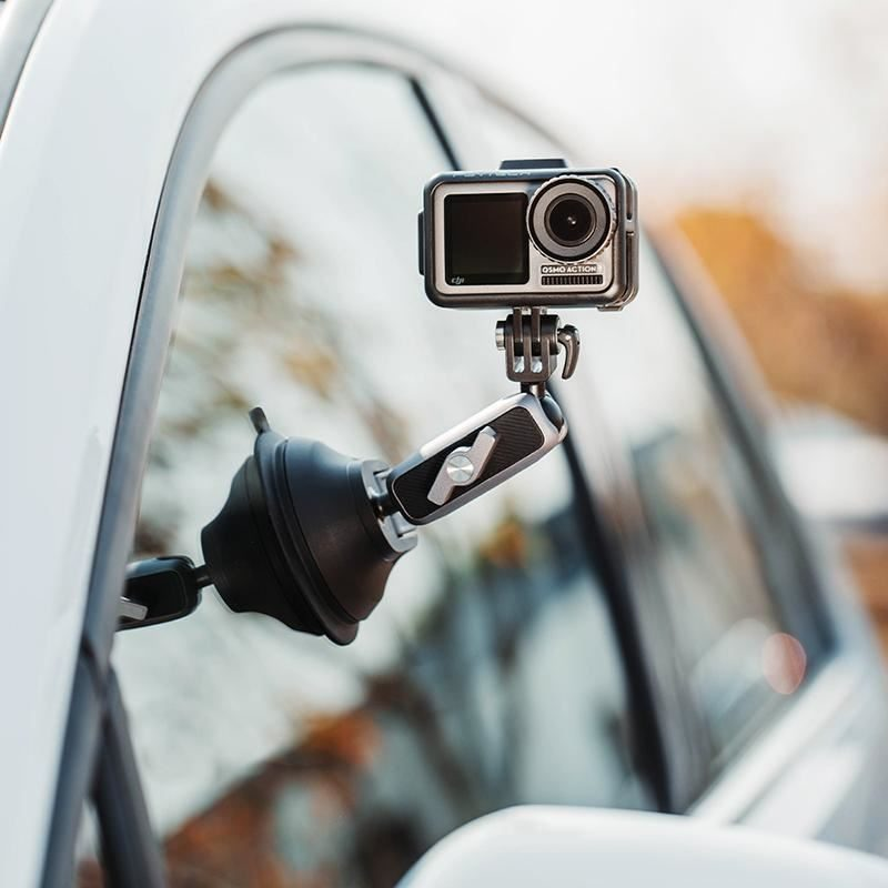 PGYTECH Action Camera Suction Cup For Gopro, Insta360