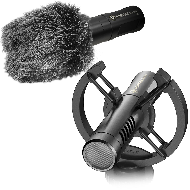 Mirfak N2 Shotgun Mic Cardioid Condenser Micophone