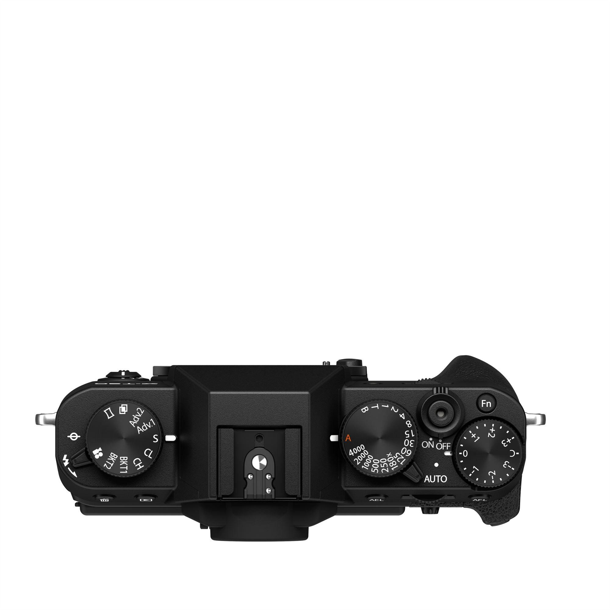Fujifilm X-T30 II Body Only - Black