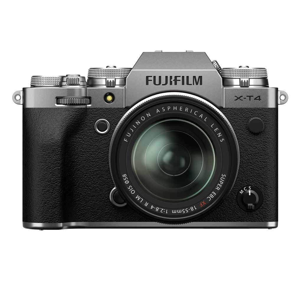 X-T4_front1855lens_silver