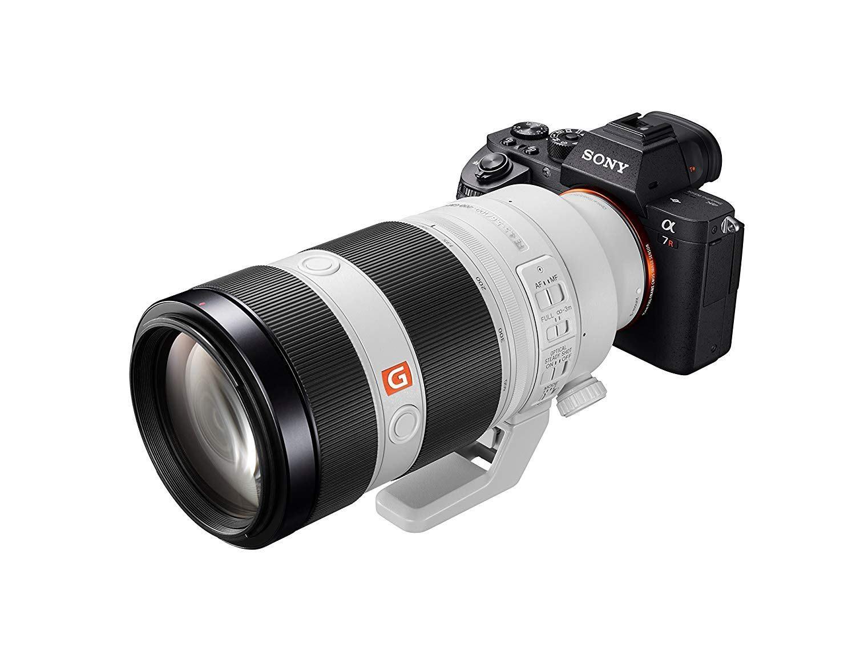 Sony 100 400mm F4.5 5.6 G OSS super telephoto Zoom lens1