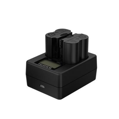 Fuji BC-W235 Dual Battery Charger for NP-W235